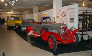 Galleria del Motorismo, Mobilità ed Ingegno Veneto-edizione-2013