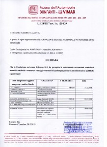 Legge 124109