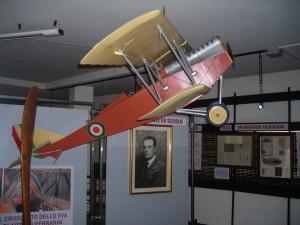 Modello SVA Aereo Arturo Ferrarin