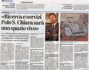 Riapertura  Museo e progetto Polo Museale Santa Chiara
